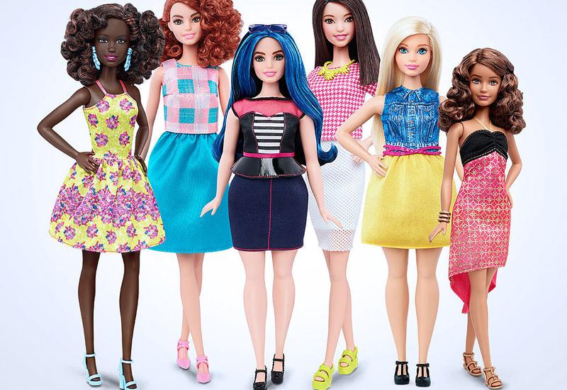 barbie new body types