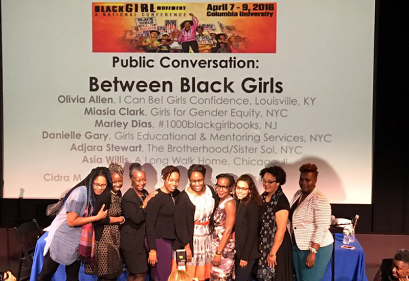 Black Girl Movement Conference