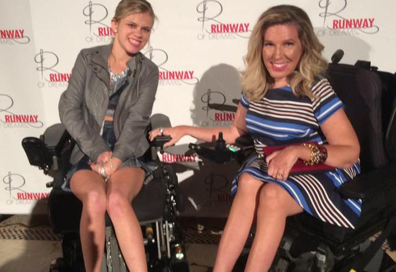 Teen Fashionista Focuses On Adaptive Designs