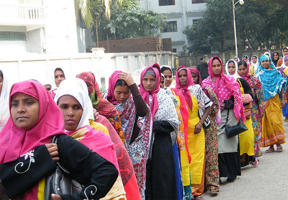 Divorced women in bangladesh