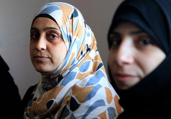 Syrian-women