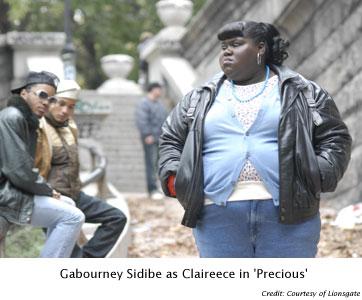 'Precious' Sparkles in November's Film Lineup